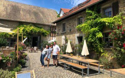 Neue Weine aus dem Rheingau
